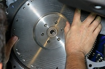 Steel Flywheel