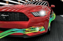 Ford Mustang Headlghts
