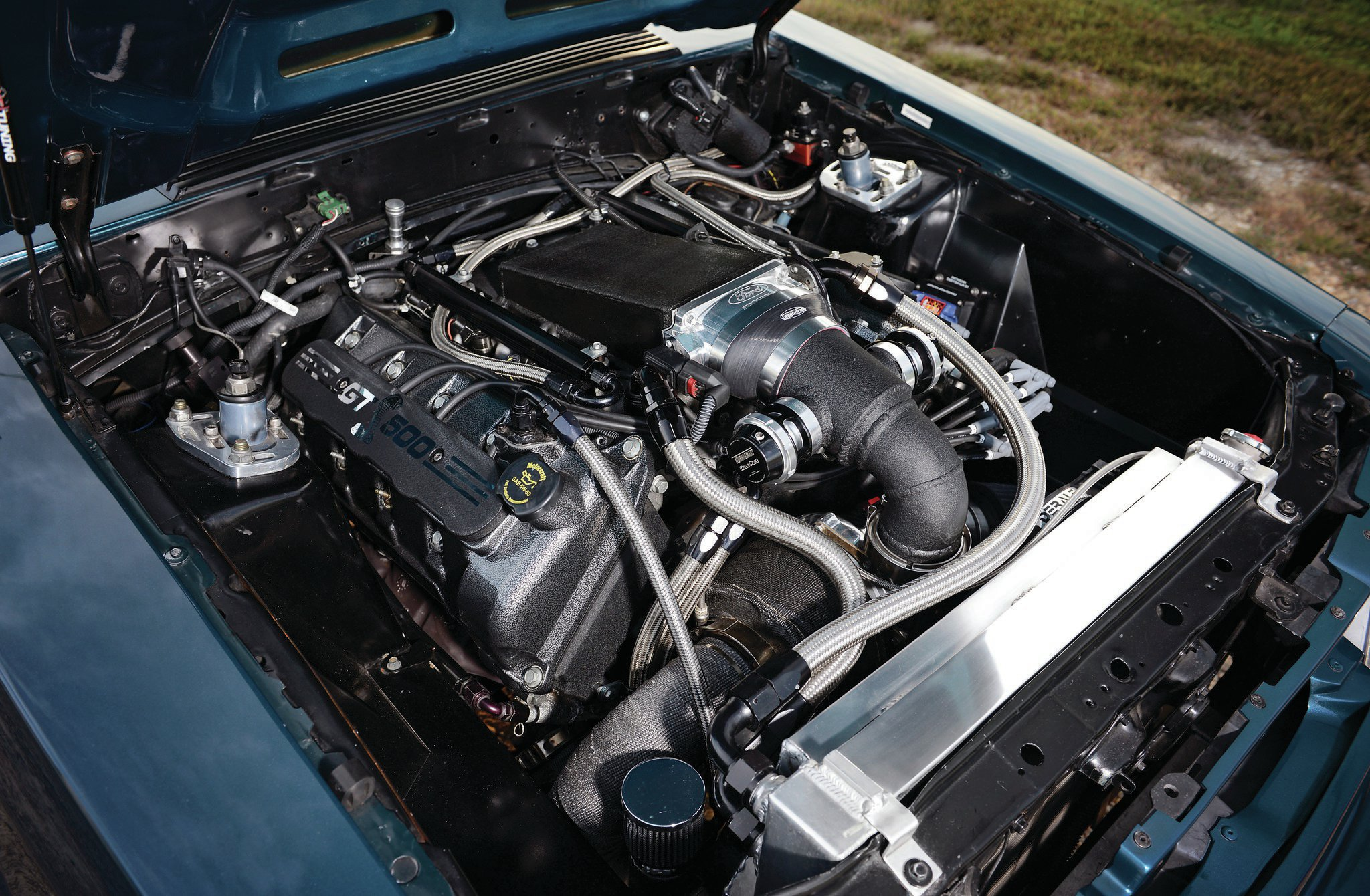 1993 Ford Mustang Lx Coupe Engine