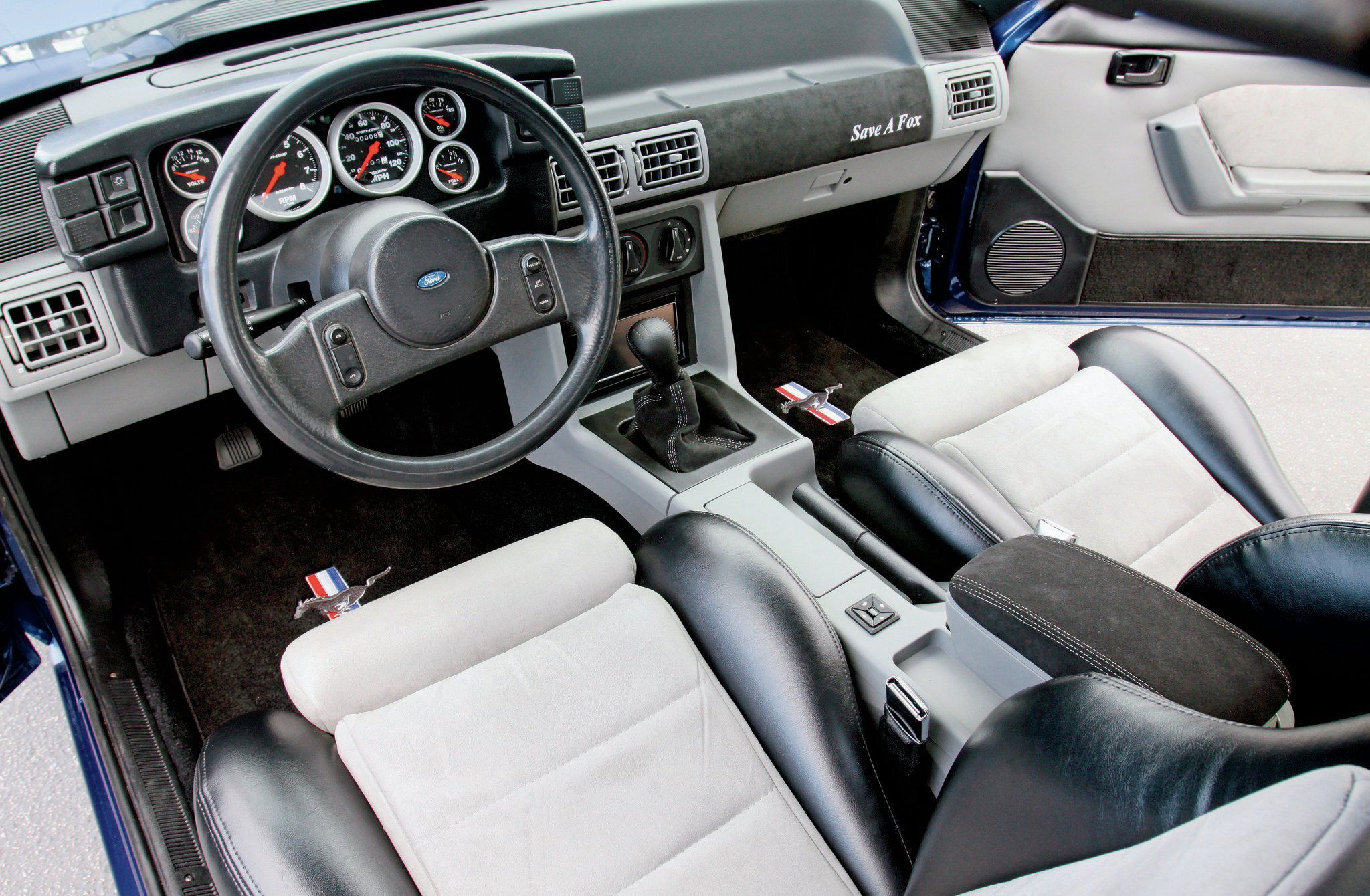 1989 Ford Mustang Lx Interior - Photo 76003551 - 1989 Ford ...