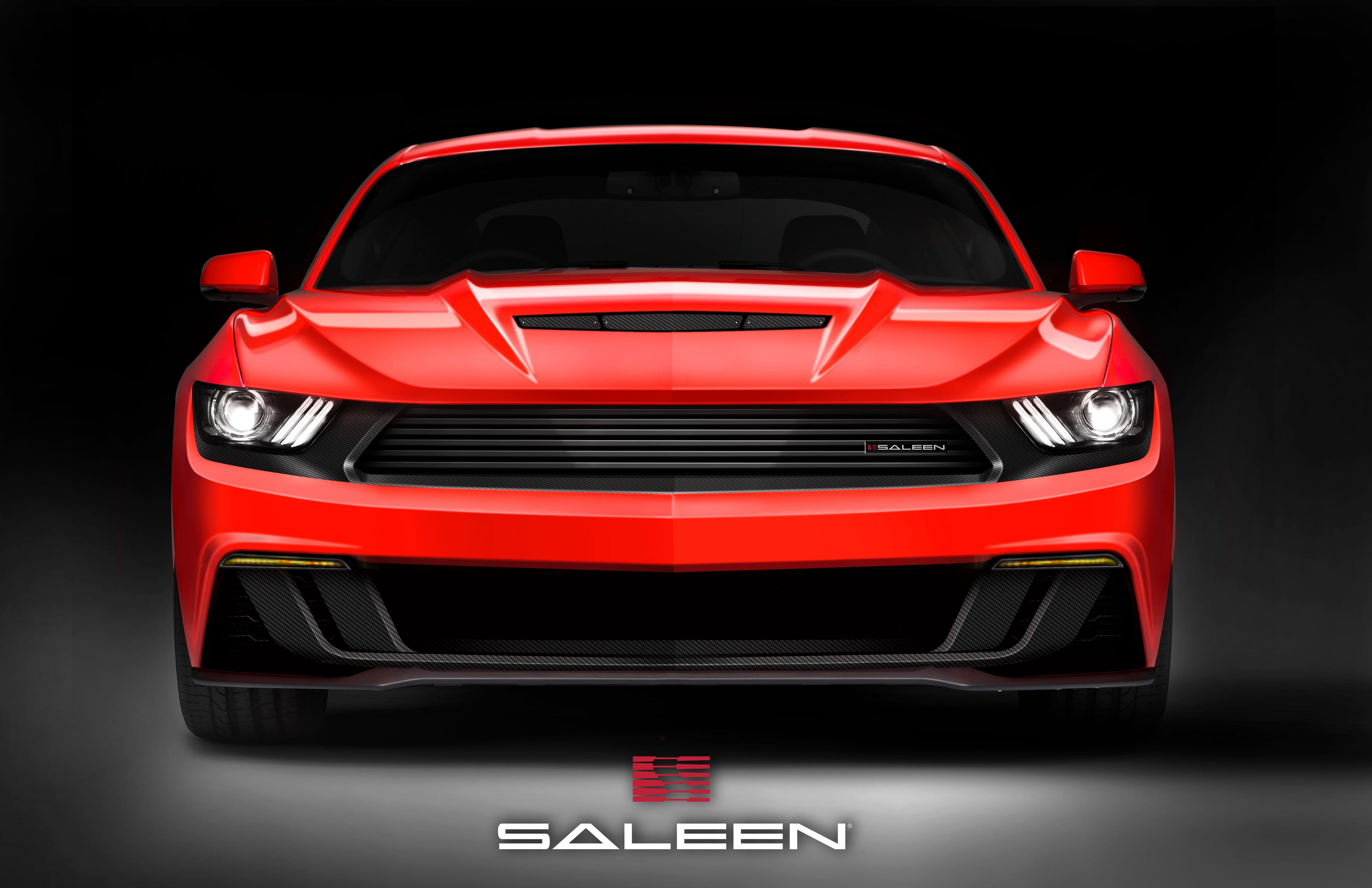 2015 Saleen 302 Mustang Front