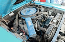 1970 Ford Mustang Engine