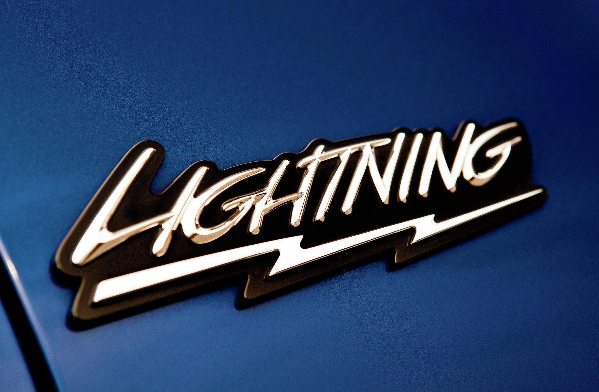 2003 Ford F 150 Lightining Logo