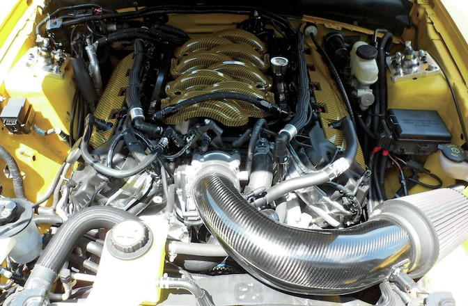 How to Install a Coyote 5.0L Engine on a New Edge Mustang Ford Coyote Swap Wiring Harness on ford coyote hoses, ford coyote throttle body, ford coyote oil pump, ford coyote timing chain, ford coyote engine, ford coyote driveshaft, ford coyote motor,