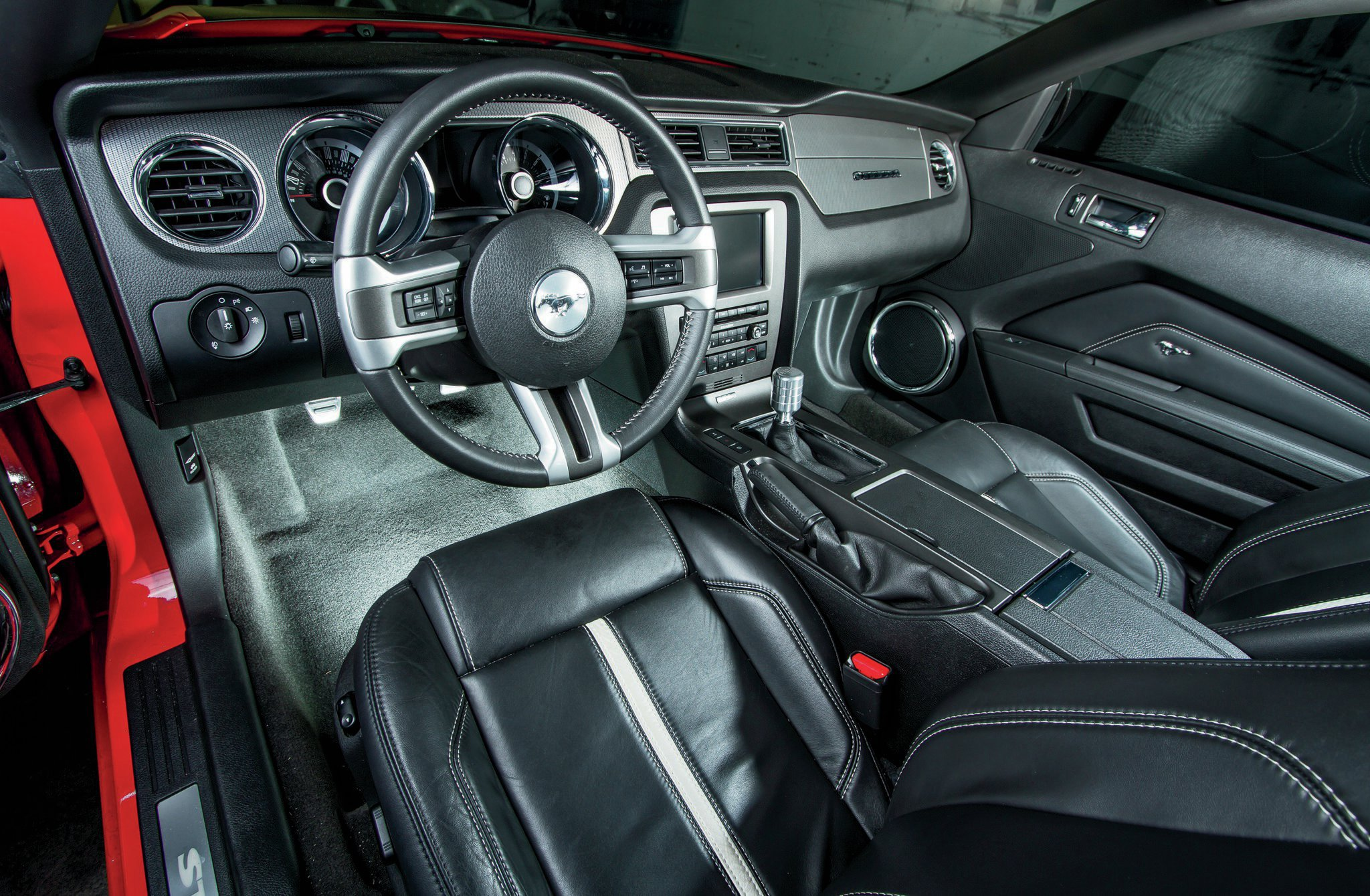 2014 Ford Mustang Interior