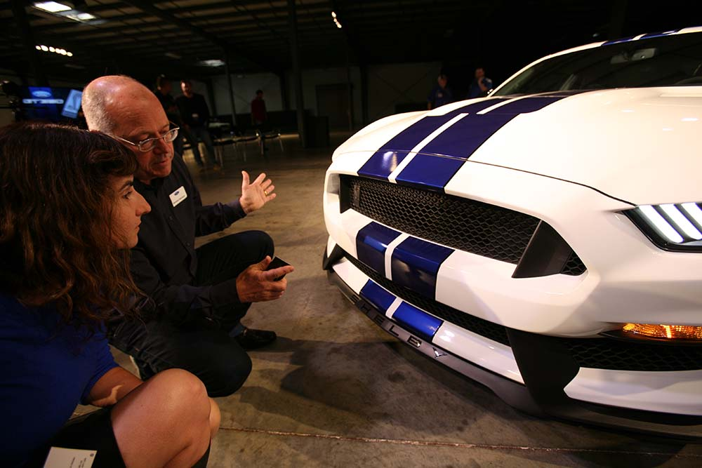 2016 Ford Mustang GT350 69