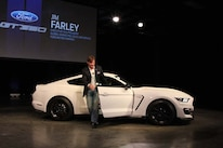 Ford 2016 Shelby GT350 Unveiling Mustang 03