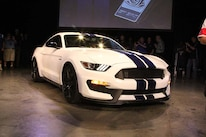 Ford 2016 Shelby GT350 Unveiling Mustang 08