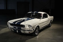 Ford 2016 Shelby GT350 Unveiling Mustang 11