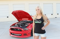 2013 Ford Mustang Brittany Allen 3