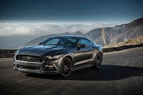 2015 Ford Mustang GT Front Three Quarters