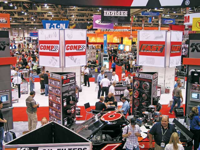 2007 SEMA New Products Comp Cams