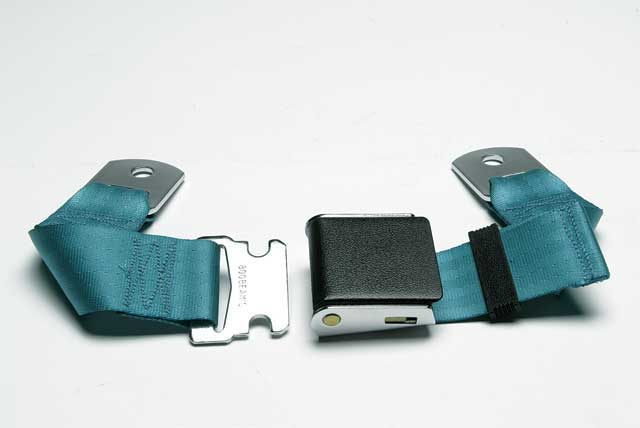 2007 SEMA New Products Beams Seatbelts