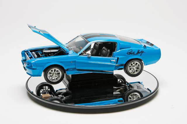 2007 SEMA New Products Fun Line 67 Shelby GT 500E Die Cast