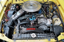 1978 Ford Mustang Engine View