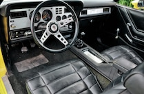 1978 Ford Mustang Interior