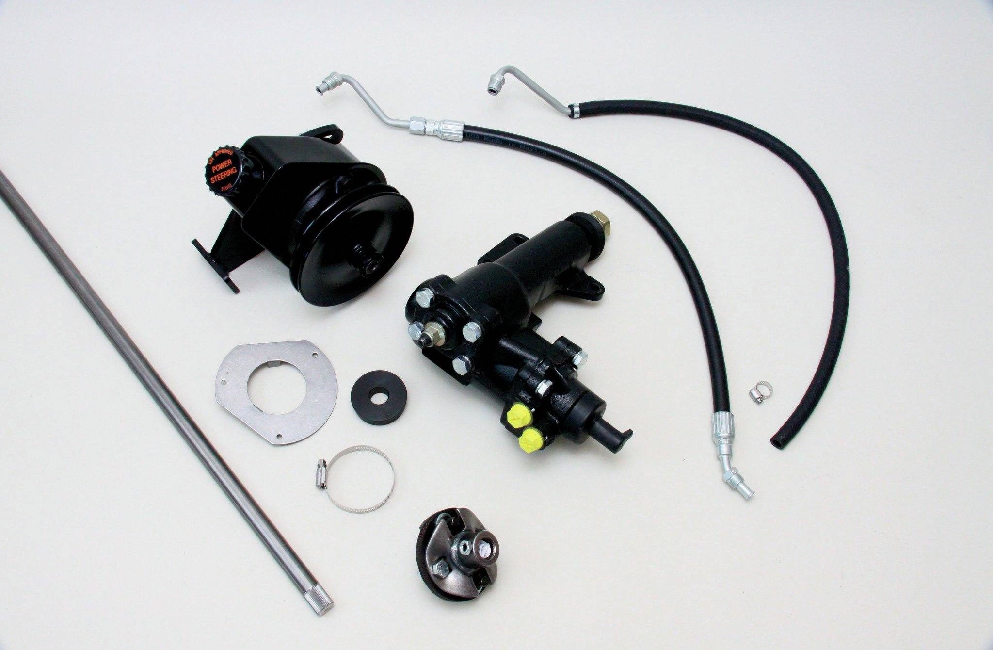 Borgeson Complete Power Steering Package