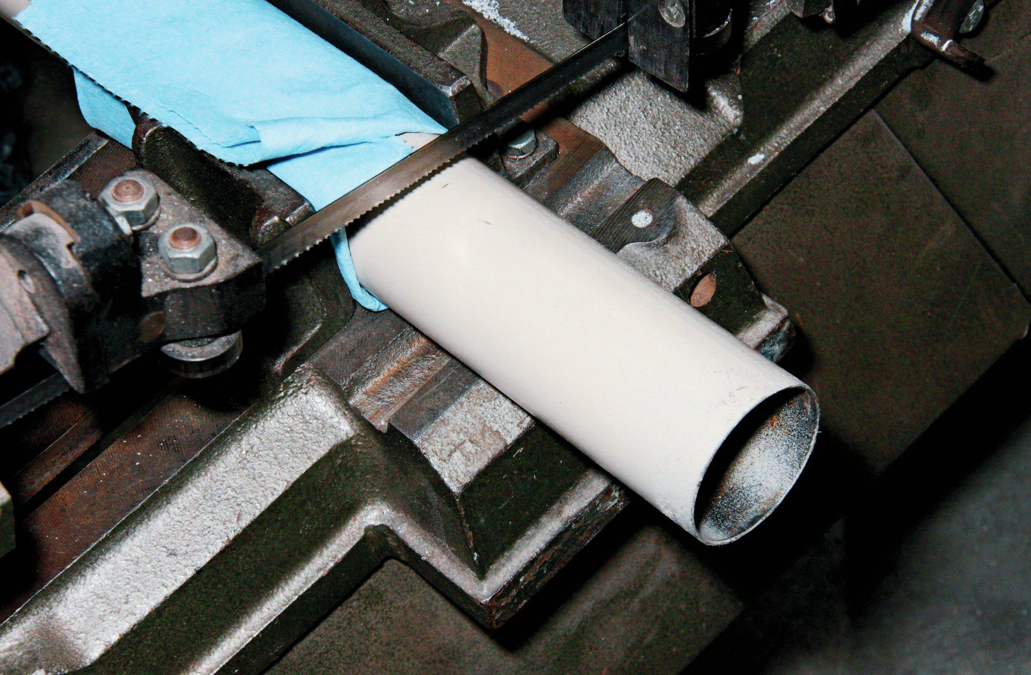 Steering Column Tube Fitment