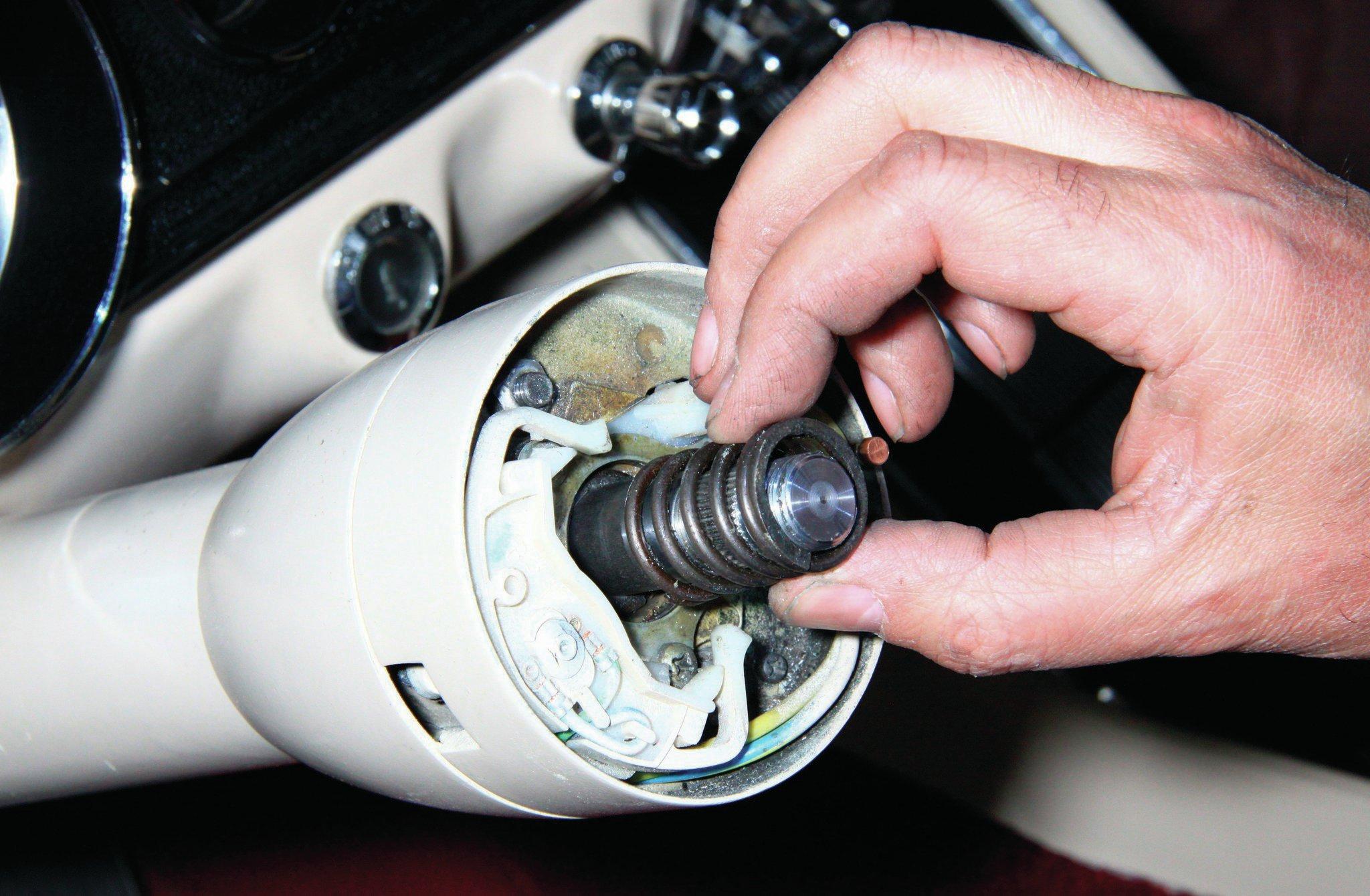 Steering Column Tube Borgeson Shaft 1