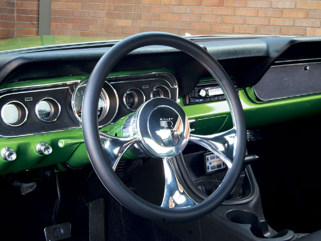 1966 Ford Mustang Fastback Steering Wheel
