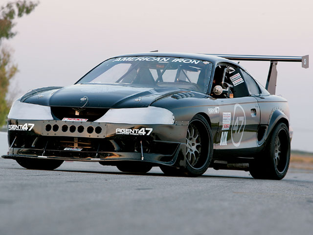 Extreme Agent Aix Image Car Photo amp; - Mustang Race Sn-95 Gallery