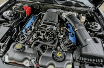 2014 Ford Mustang Black Engine