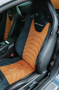 2014 Ford Mustang Black Seats