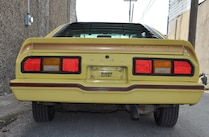 1978 Ford Mustang King Cobra Taillights