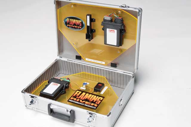2007 SEMA New Products Flaming River Keyless Ignition System