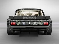 1965 Ford Mustang Ken Block Rear Jpg