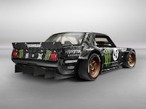 1965 Ford Mustang Ken Block Rear Three Quarter Jpg