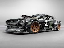 1965 Ford Mustang Ken Block Three Quarter Front Low Jpg