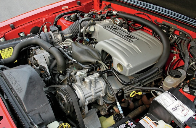 5 0 Ford Mustang Engine