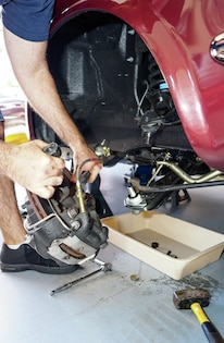Inspect Ball Joints