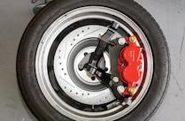 Brakes Fitting Wheel
