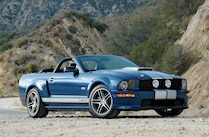 2008 Ford Mustang Gt Front View