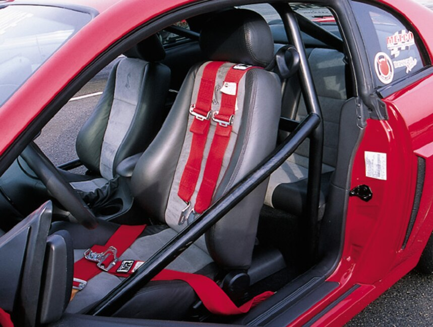 0306MM_17z 2003_Ford_Cobra Drivers_Seat