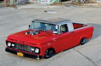 1963 Ford F100 Front Side View