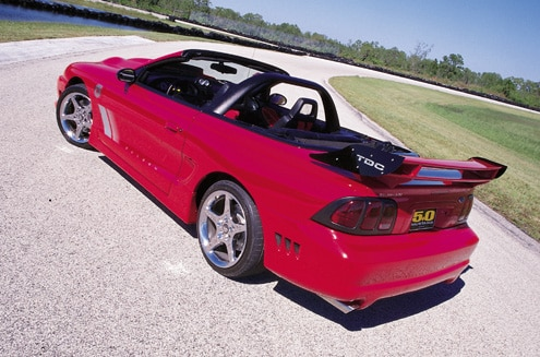 P31323_large 1997_Ford_Mustang_Saleen_Twin_Turbo Rear_Driver_Side