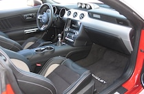 2015 Ford Mustang Shelby Gt Interior