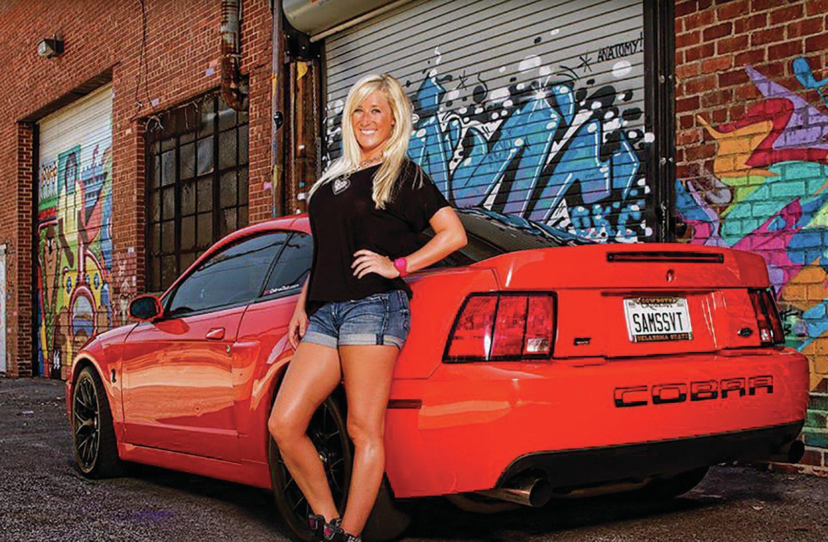 2004 Ford Mustang Samantha Garvey 2