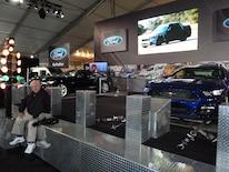 Ford Dyno Run Setup With 2015 GTs