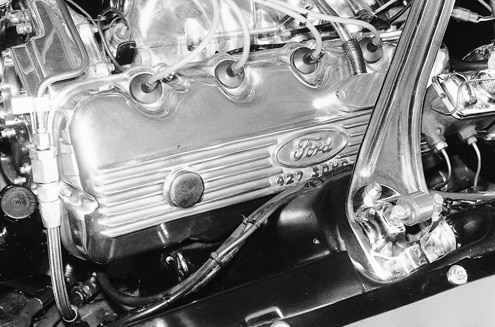 1969 Ford Mustang Boss 429 Valve Cover