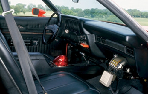 1976 Ford Gran Torino Limited Interior