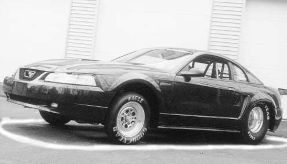 25 1C Chassis Specifications - 5 0 Mustang & Super Fords Magazine
