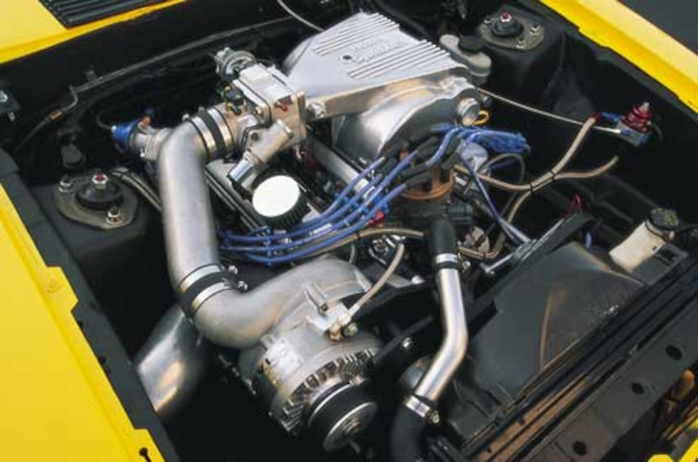 1988 Mustang Brent Wiest - 5.0 Mustang & Super Fords Magazine