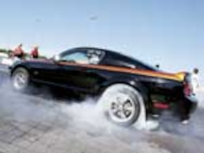 1st Annual Nitto Tire & MM&FF - 2005 Ford Mustang Shootout