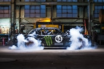 Ken Block Gymkhana 7 1965 Ford Mustang Burnout