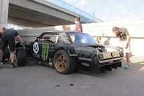 Ken Block Gymkhana 7 1965 Ford Mustang Rear Three Quarter