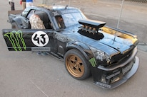 Ken Block Gymkhana 7 1965 Ford Mustang Three Quarter Front